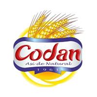 logo de la marca codan