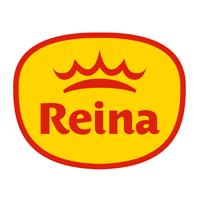 logo de la marca de postres reina