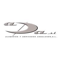 logo de ada, aluminios y derivados andaluces
