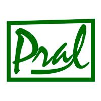 logo de la marca de productos alimentarios pral