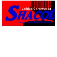 logo de la marca shacol